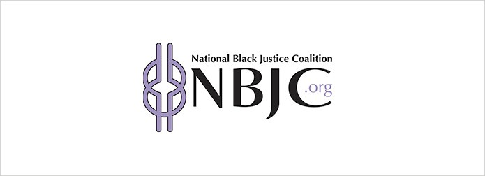National Black Justice Coalition logo on white background